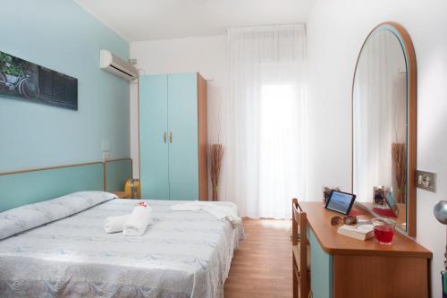 Camera di Hotel Villa Perazzini