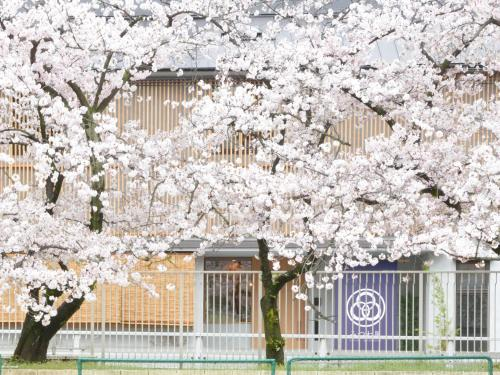 The facade or entrance of Hostel Mitsuwaya Osaka