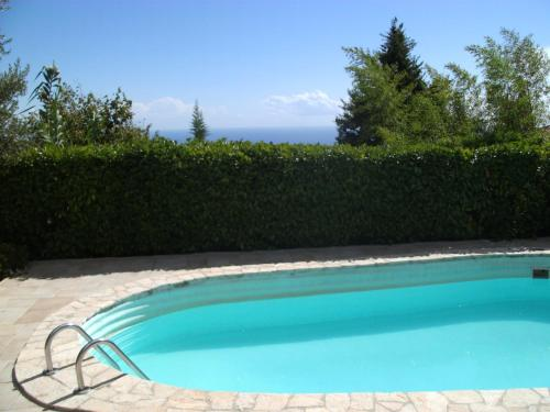The swimming pool at or near Villa Provençale