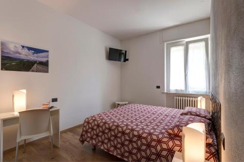 A room at B&B Villa Giuli