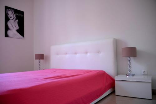 A room at Apartment on Rue De France 4