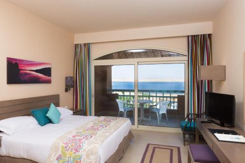 غرفة في Byoum Lakeside Hotel