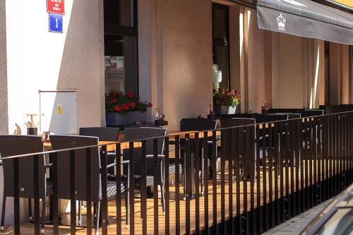 펜지온 U 세이푸 레스토랑 또는 맛집