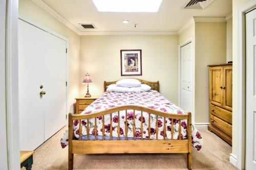 A room at Queen's Inn