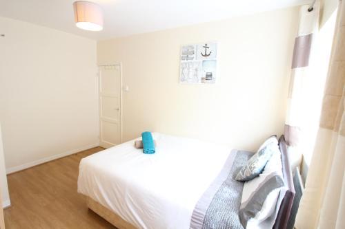 Una habitación en Anson Apartment