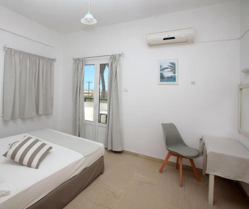A room at Iraklis Apartments
