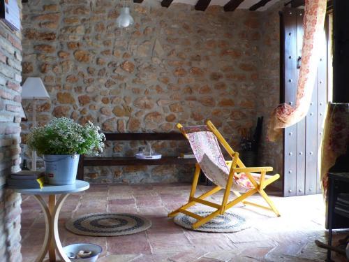 Zona de estar de Casa La Rinconada