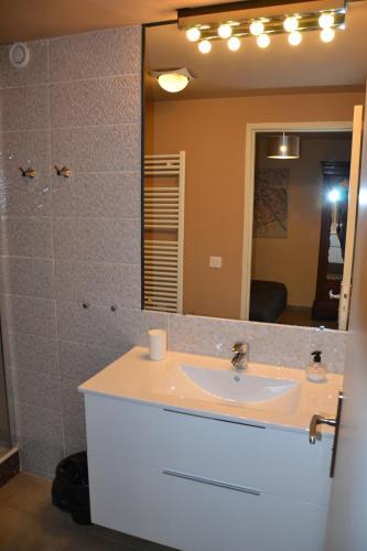 A bathroom at Villa Maredda