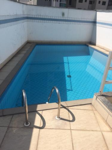 The swimming pool at or near Apart Quartier Latin Hotel