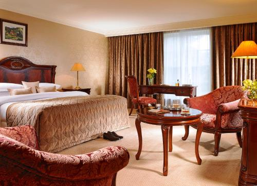 A room at Citywest Hotel
