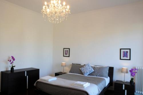 A room at Montebello Luxury Apartments