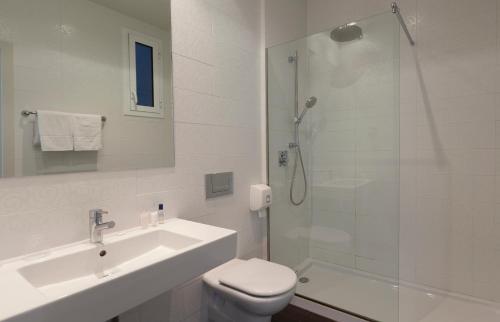 Een badkamer bij Peninsular