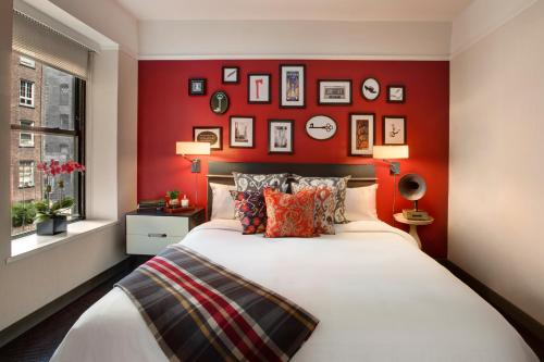 A room at The Redbury New York