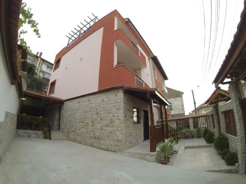 The facade or entrance of Ego 2 Guesthouse