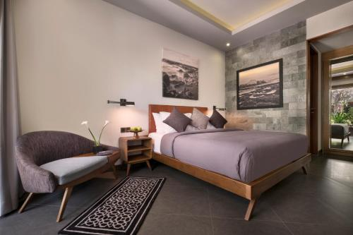 A room at Akana Boutique Hotel
