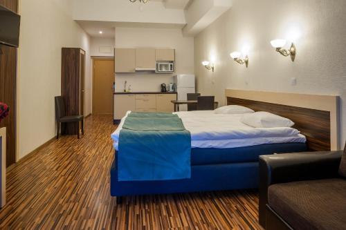 A room at Pirita Beach Apartments & SPA