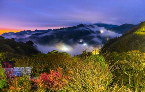 民宿附近的自然景觀
