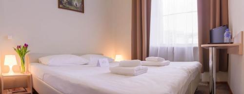 A room at Aroom Hotel on Kitai Gorod