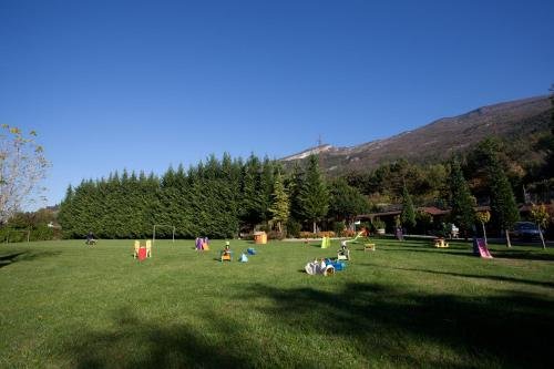 Area giochi per bambini di Agriturismo Maso Speron D'Oro