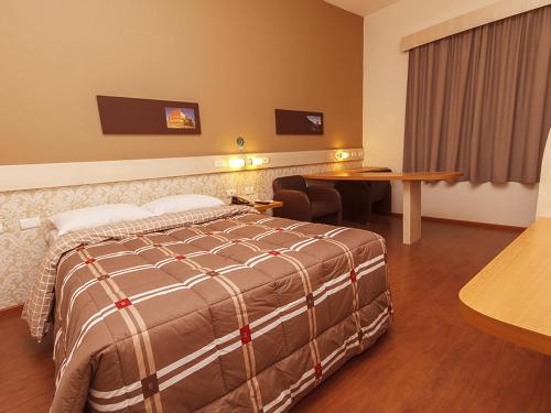 A room at Hotel 10 Uniao da Vitoria