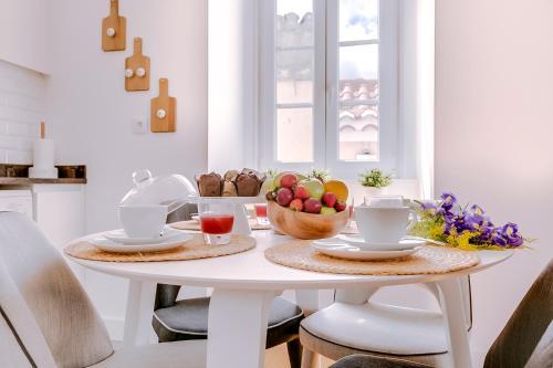 Restaurant ou autre lieu de restauration dans l'établissement Alfama by Lisbon Inside Out