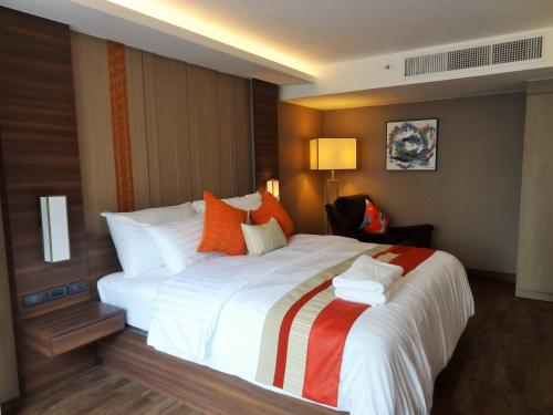 A room at Arte Hotel
