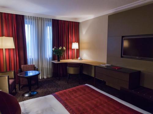 Salon ou bar de l'établissement Hotel Le Royal