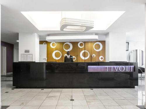 Hotel Tivoli Maputoのロビーまたはフロント