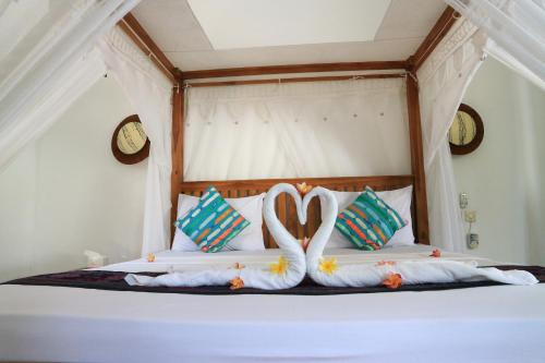 A room at Jo Je Bungalow