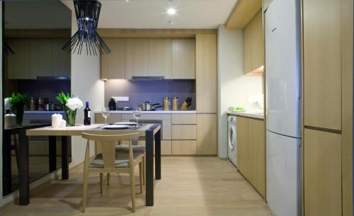 A kitchen or kitchenette at Fraser Residence Kuala Lumpur