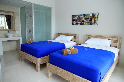 A room at Asung Guesthouse