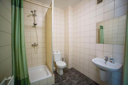 Łazienka w obiekcie Ondraszka