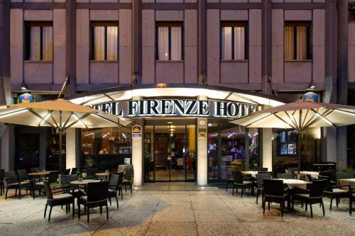 Ristorante o altro punto ristoro di Hotel Firenze, Sure Hotel Collection by Best Western