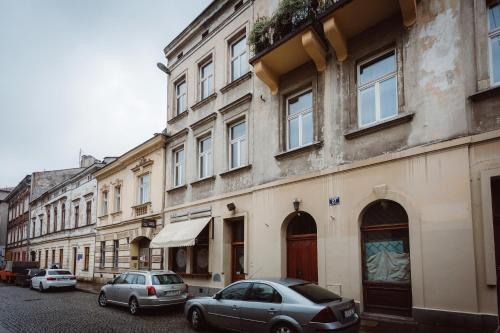 Фасад или вход в Apartament St. Markus Cracow
