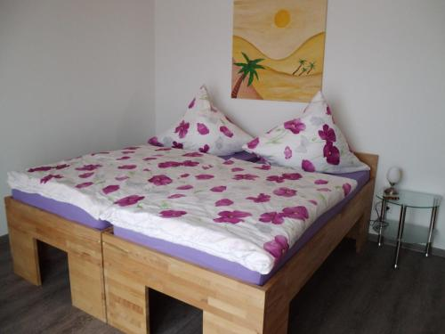 A room at Pension Rammert