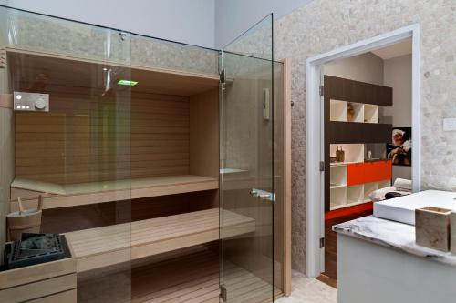 Spa and/or other wellness facilities at Bathhouse Suites Newrybar