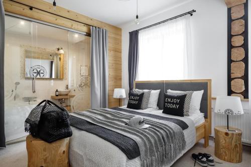 A room at Villa 11 Folk & Design