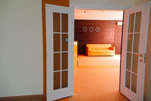 Ванная комната в гостиница Меридиан