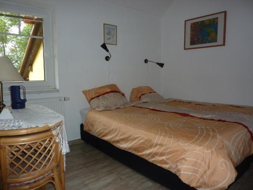 Een kamer bij B&B en mini-camping Pension Kidafo