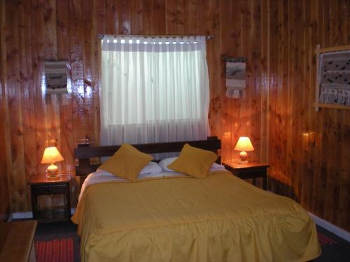 A room at Hostal O'Higgins Pucón