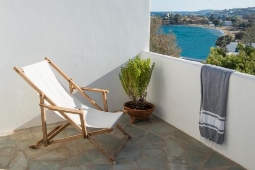 A porch or other outdoor area at Cleopatra Seaside Homes