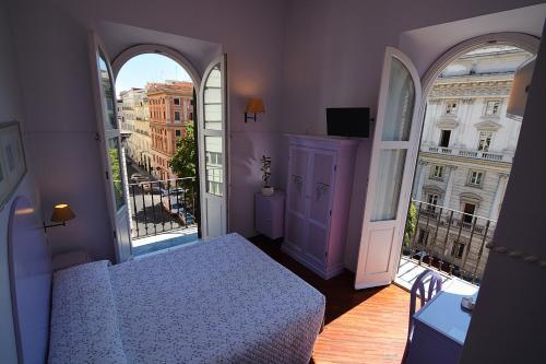 A room at Liliumhotel