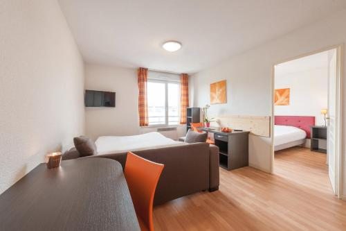 A room at Appart'City Bourg en Bresse
