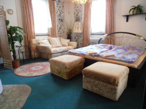 Pokoj v ubytování Penzion Vlasta