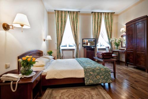 A room at Karmel Residence