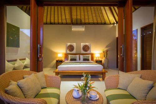 A room at Villa Green Mango