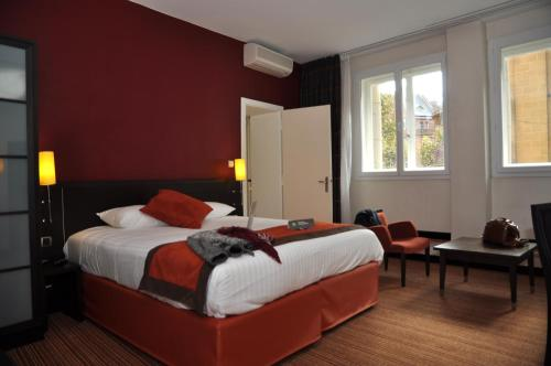 A room at ibis Styles Metz Centre Gare