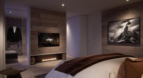 Spa and/or other wellness facilities at Le Bijou MH6 Jacuzzi Penthouse at Münsterhof / Paradeplatz