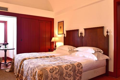 A room at Pousada Convento de Beja