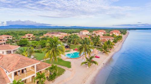 A bird's-eye view of Hopkins Bay Belize a Muy'Ono Resort